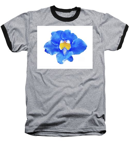 Art Blue Beauty Baseball T-Shirt