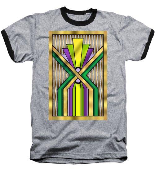Art Deco 14 B Baseball T-Shirt