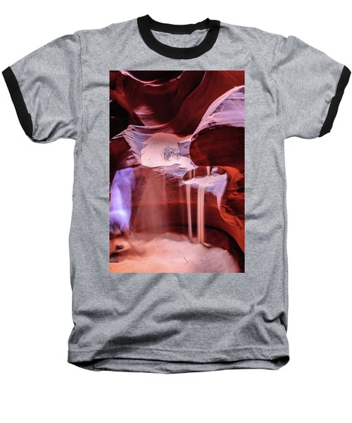 Art From Antelope Canyon Baseball T-Shirt