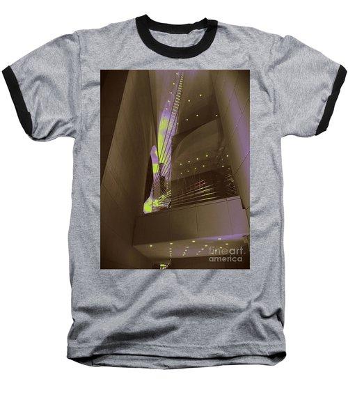 Art-itecture Baseball T-Shirt