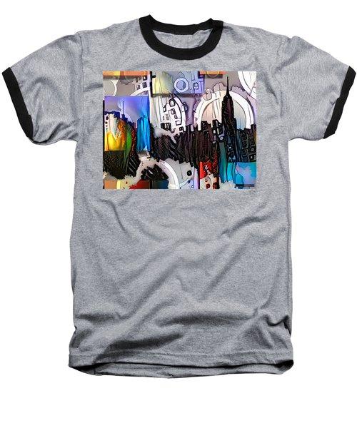 Art Manhattan Baseball T-Shirt