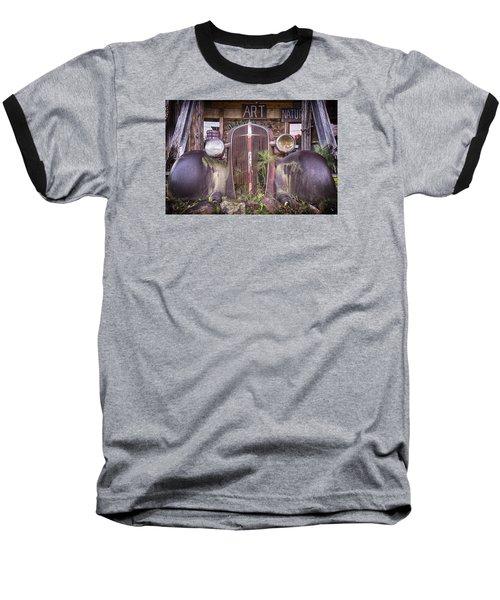 Art Nature Baseball T-Shirt