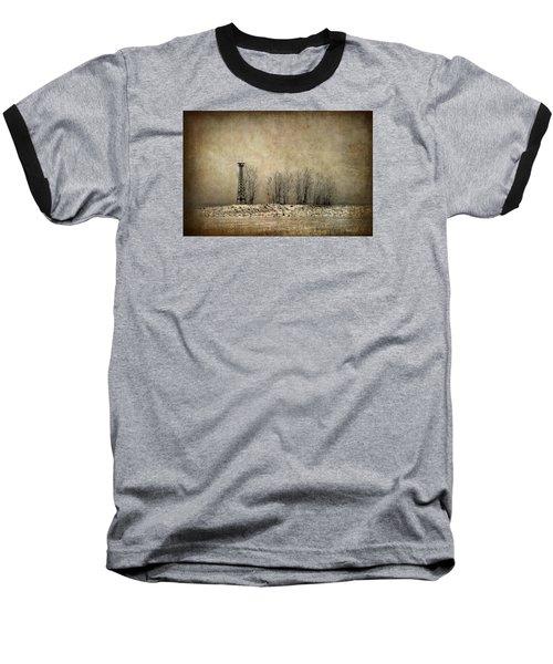 Art On The Beach Baseball T-Shirt