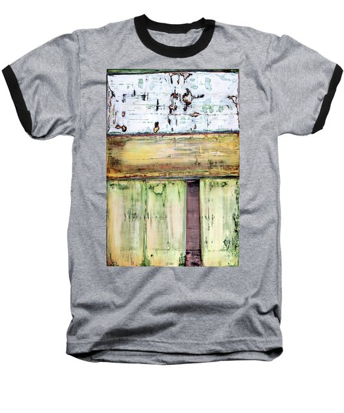 Art Print Abstract 52 Baseball T-Shirt