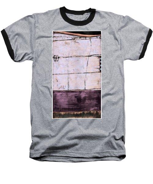 Art Print Abstract 100 Baseball T-Shirt
