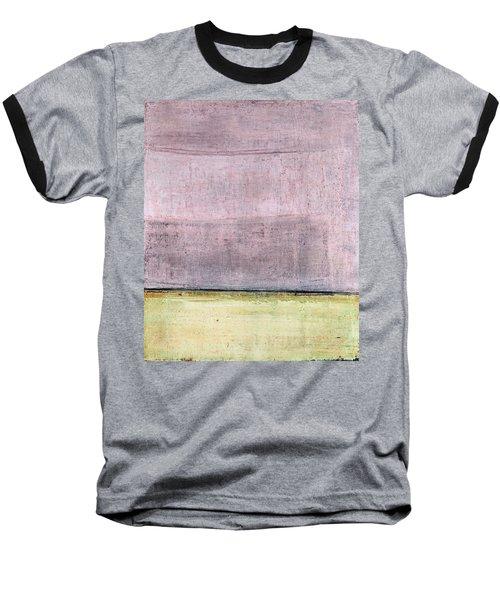 Art Print Abstract 15 Baseball T-Shirt