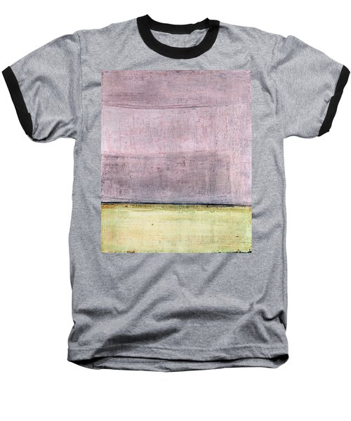 Art Print Abstract 15 Baseball T-Shirt