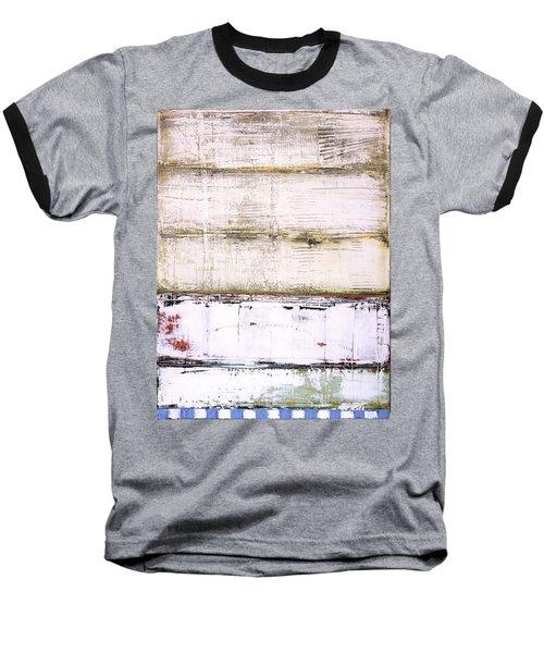 Art Print Abstract 25 Baseball T-Shirt