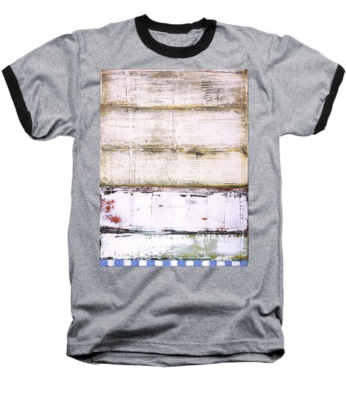 Art Print Abstract 25 Baseball T-Shirt