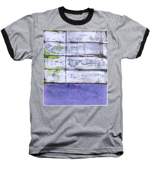 Art Print Abstract 70 Baseball T-Shirt