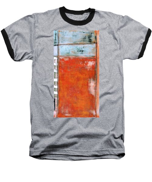 Art Print Abstract 8 Baseball T-Shirt