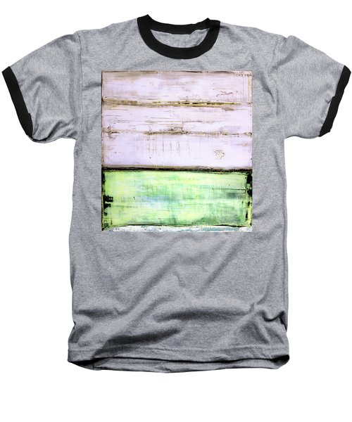 Art Print Abstract 87 Baseball T-Shirt