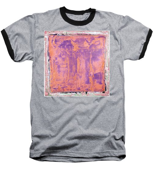 Art Print California 09 Baseball T-Shirt