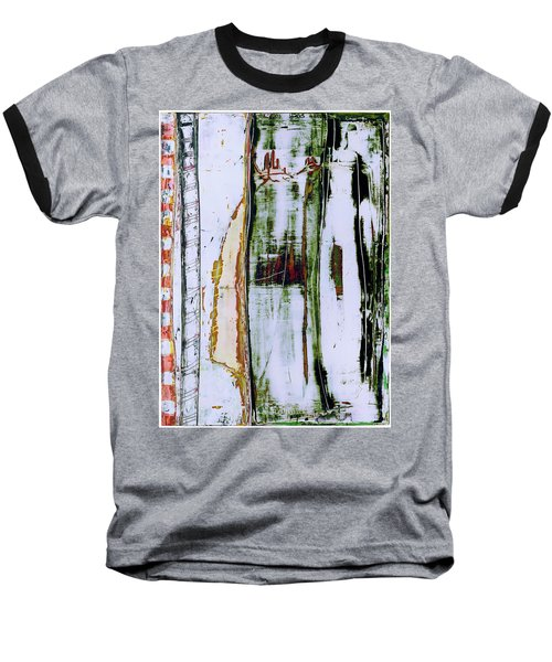 Art Print Forest Baseball T-Shirt