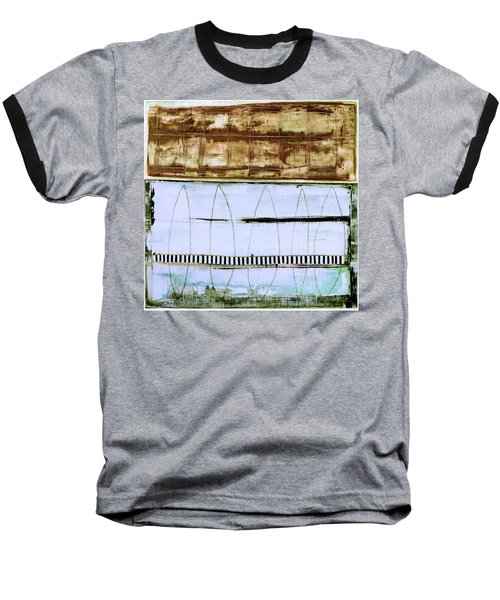 Art Print Malibu Baseball T-Shirt