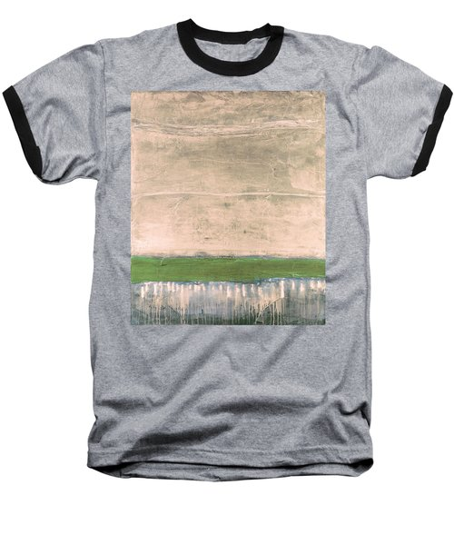 Art Print Nez Perce Baseball T-Shirt