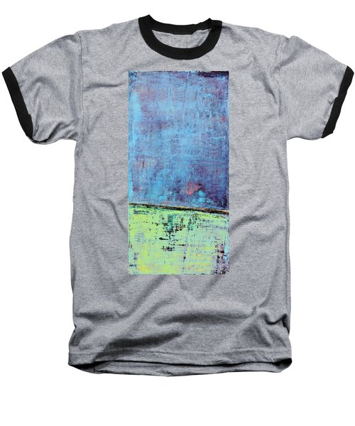 Art Print Sierra 14 Baseball T-Shirt