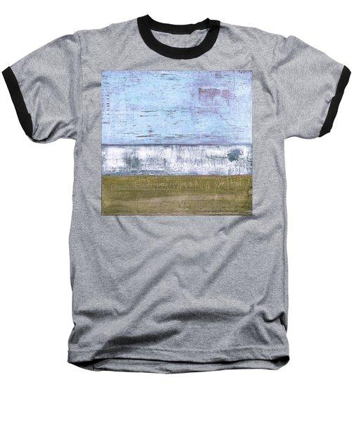 Art Print Sierra 2 Baseball T-Shirt