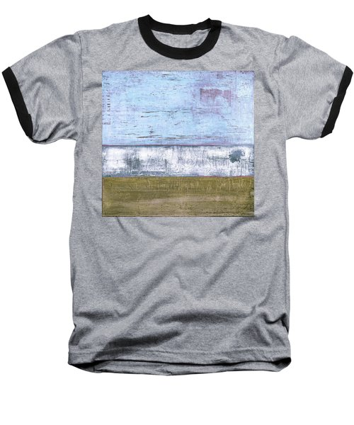 Art Print Sierra 2 Baseball T-Shirt