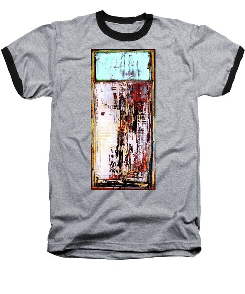 Art Print Sierra 9 Baseball T-Shirt