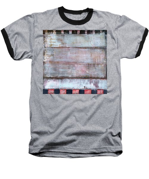 Art Print Sierra 1 Baseball T-Shirt