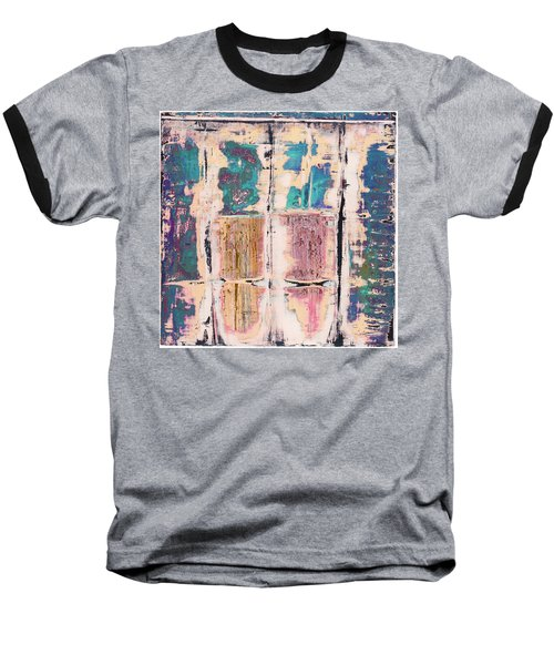 Art Print Square 8 Baseball T-Shirt