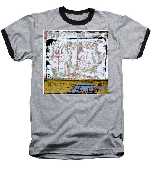 Art Print Square 9 Baseball T-Shirt