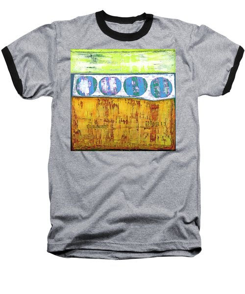 Art Print Venice Baseball T-Shirt
