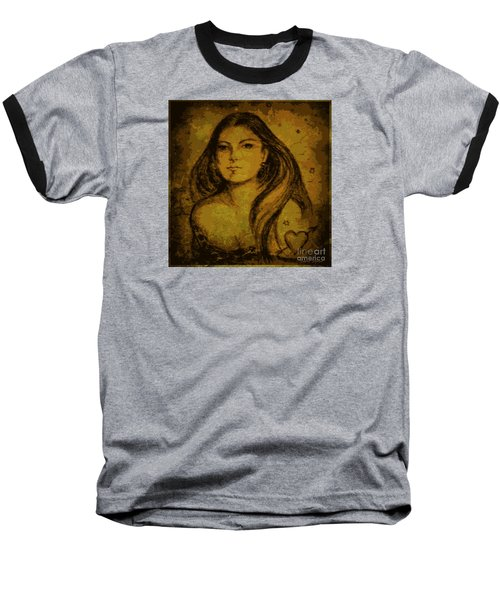 Artemis Who Baseball T-Shirt