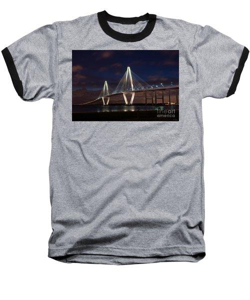 Arthur Ravenel At Night Baseball T-Shirt
