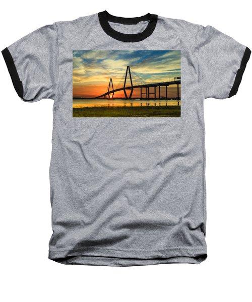 Arthur Ravenel Jr. Bridge - Charleston Sc Baseball T-Shirt