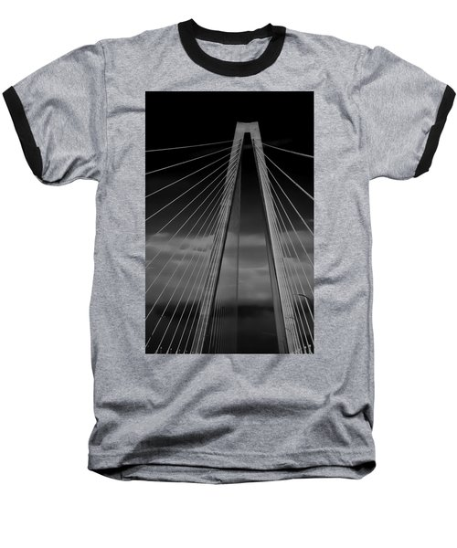 Arthur Ravenel Jr Bridge Baseball T-Shirt