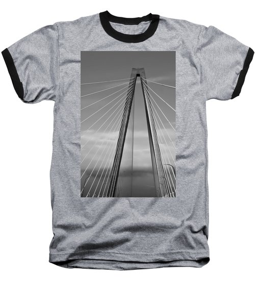 Arthur Ravenel Jr Bridge II Baseball T-Shirt