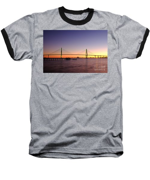 Arthur Ravenel Jr. Bridge Baseball T-Shirt