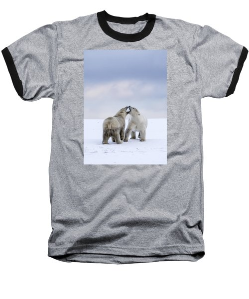 Artic Antics Baseball T-Shirt
