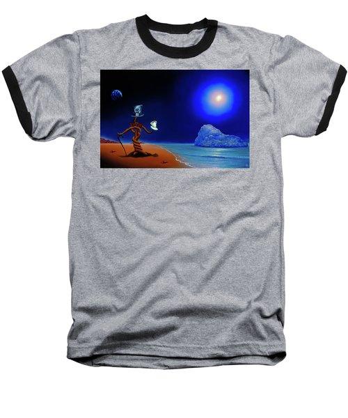 Artist Conversing Baseball T-Shirt