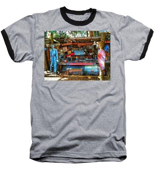 Artist Shop In Bluffton, South Carolina Baseball T-Shirt