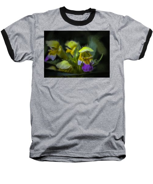 Baseball T-Shirt featuring the photograph Artistic Hover by Leif Sohlman