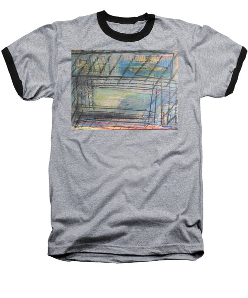 Artists' Cemetery Baseball T-Shirt