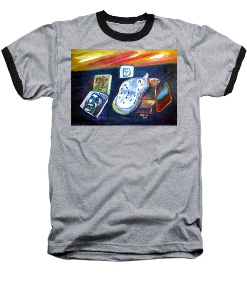 Artists Dream Baseball T-Shirt
