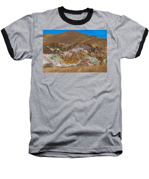 Artists Palette At Death Valley Baseball T-Shirt