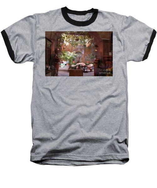 Artists' Studio In Sorrento Italy  Baseball T-Shirt