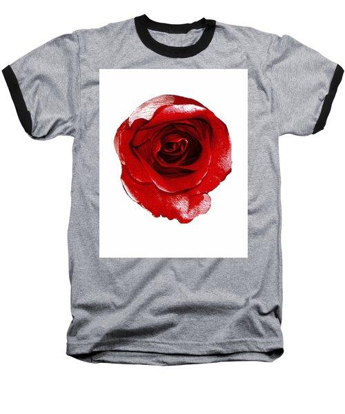Artpaintedredrose Baseball T-Shirt