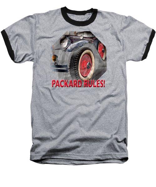 1930 Packard Baseball T-Shirt