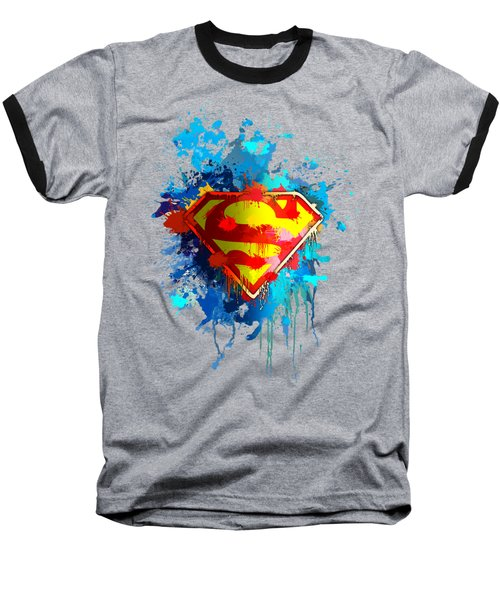 Smallville Baseball T-Shirt