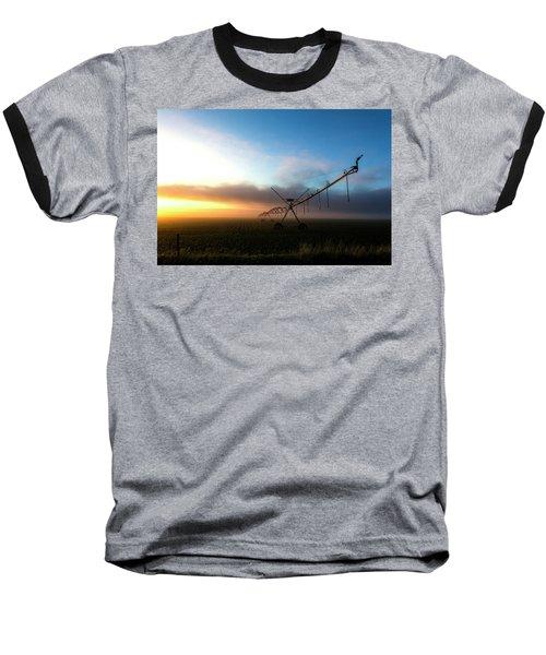Sunrise Sprinkler Baseball T-Shirt