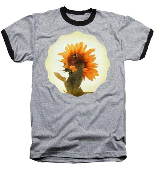Bee Mine - Paint Baseball T-Shirt