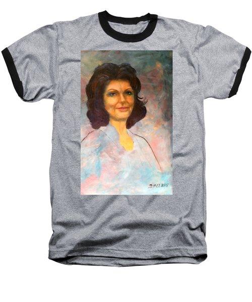 Selfportrait Baseball T-Shirt
