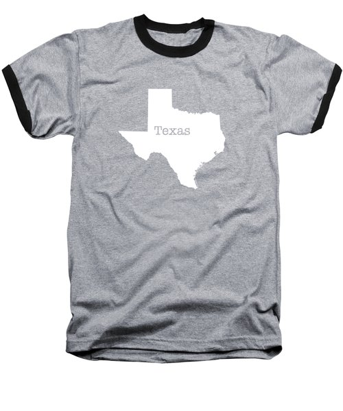 Texas State Baseball T-Shirt by Bruce Stanfield