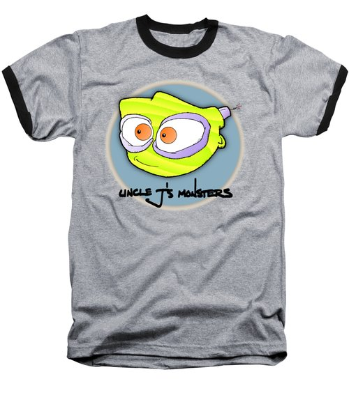 Tyro Baseball T-Shirt by Uncle J's Monsters